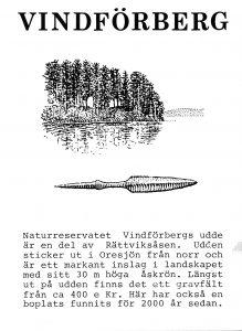 Vindförberg - Furudal